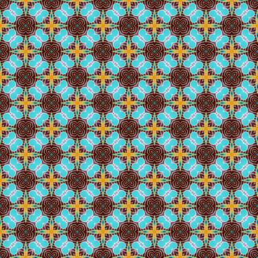 Muster pattern orientalisch style