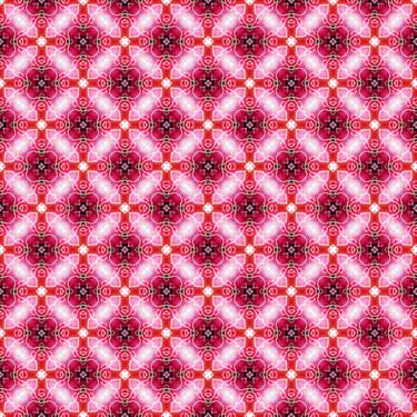 Muster Pattern Pink Spanisch style