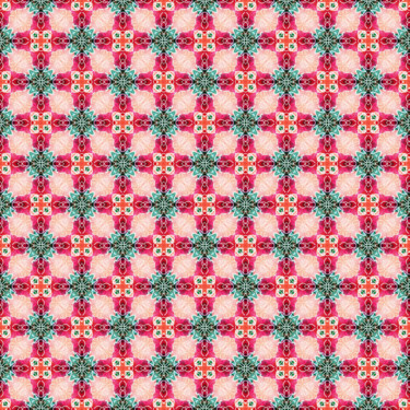 Muster Pattern Pink Floral