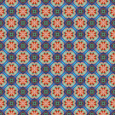 Muster Pattern Orientalisch Ornament